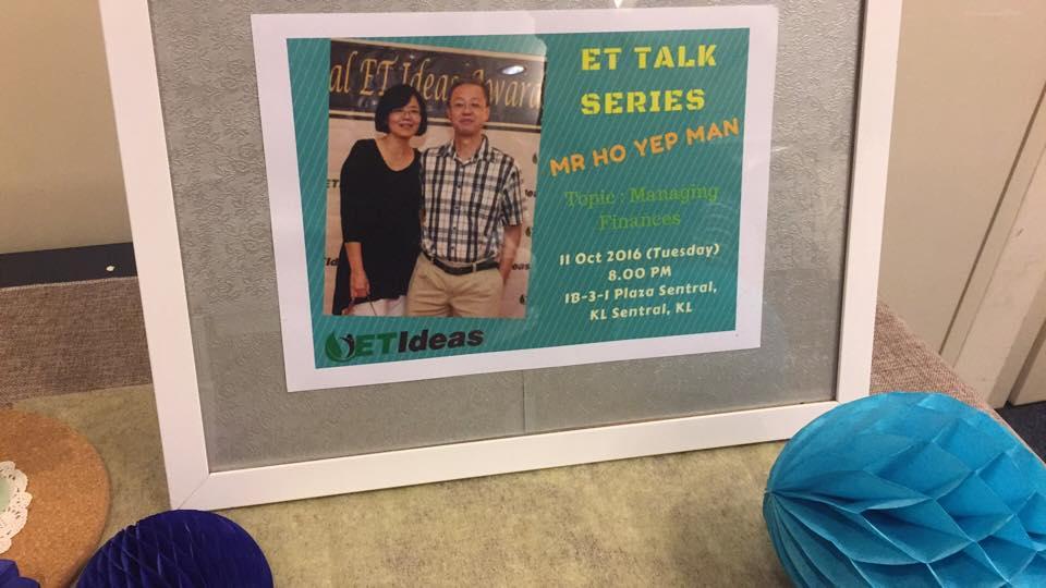 ET Talk Series